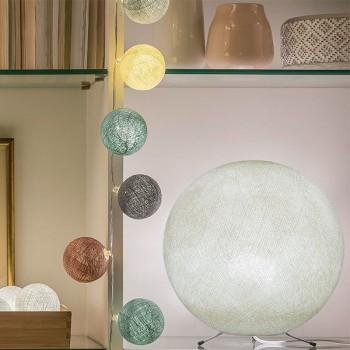 Lampenschirm Globus Elfenbein - Lampenschirm Globus - La Case de Cousin Paul
