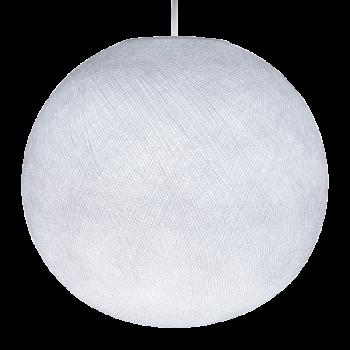 Globe blanc - Abat-jour globe - La Case de Cousin Paul
