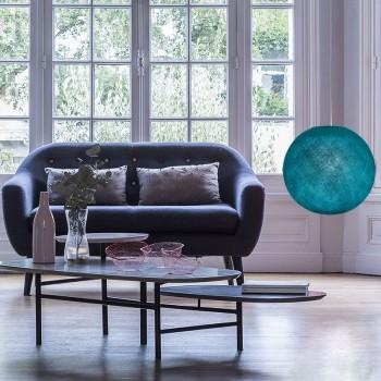 turchese - Coprilampada sfere - La Case de Cousin Paul