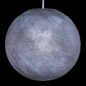 Lampenschirme Einzeln Globus Lila Grau - Lampenschirm Globus - La Case de Cousin Paul