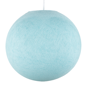 sky blue - Lampshades globe - La Case de Cousin Paul