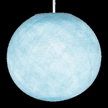 blu cielo - Coprilampada sfere - La Case de Cousin Paul