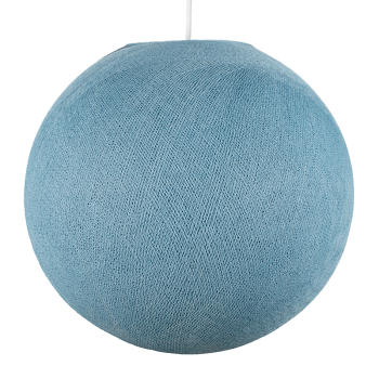 Denim - Lampshades globe - La Case de Cousin Paul