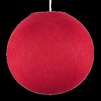 rood - Lampenkappen Los ballampen - La Case de Cousin Paul