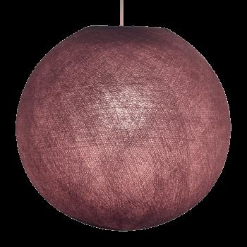 rosa antico - Coprilampada sfere - La Case de Cousin Paul