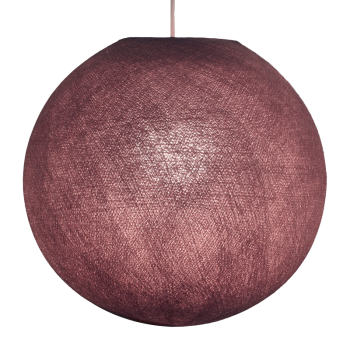rosa viejo - Pantallas Individuales globos - La Case de Cousin Paul
