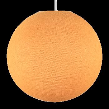 arancio chiaro - Coprilampada sfere - La Case de Cousin Paul