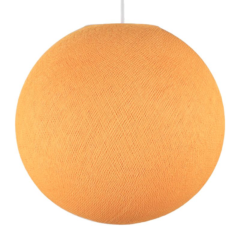 naranja claro - Pantallas Individuales globos - La Case de Cousin Paul