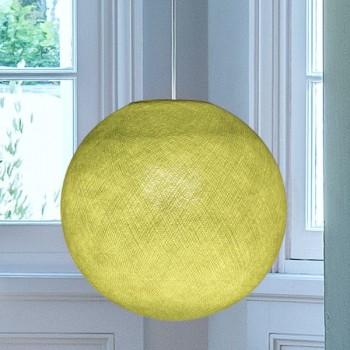 verde anice - Coprilampada sfere - La Case de Cousin Paul