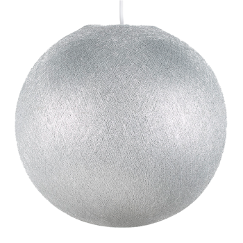 silver - Lampshades globe - La Case de Cousin Paul