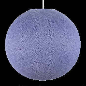 Lampenschirme Einzeln Globus Lavendel - Lampenschirm globus - La Case de Cousin Paul