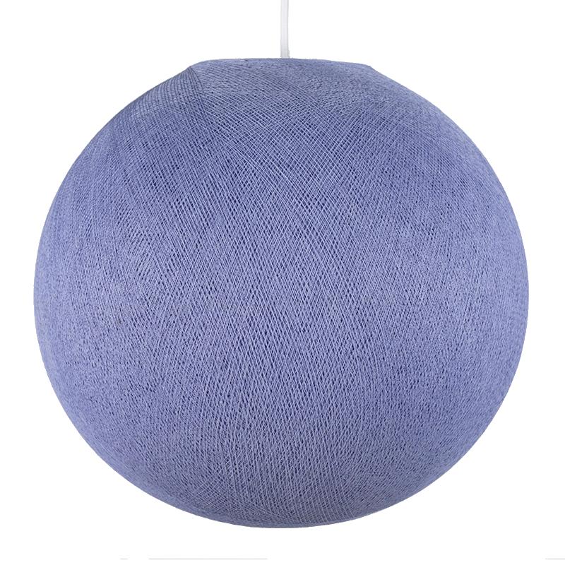 Globe lavande éteint