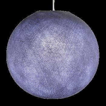 Globe lavande - Abat-jour globe - La Case de Cousin Paul