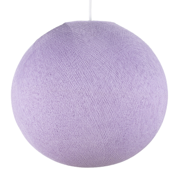 light purple - Lampshades globe - La Case de Cousin Paul