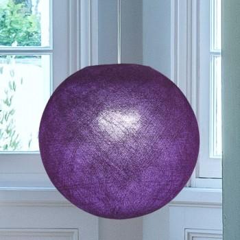 Lampenschirme Einzeln Globus Parma Dunkel - Lampenschirm Globus - La Case de Cousin Paul