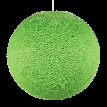 Globe vert flash éteint