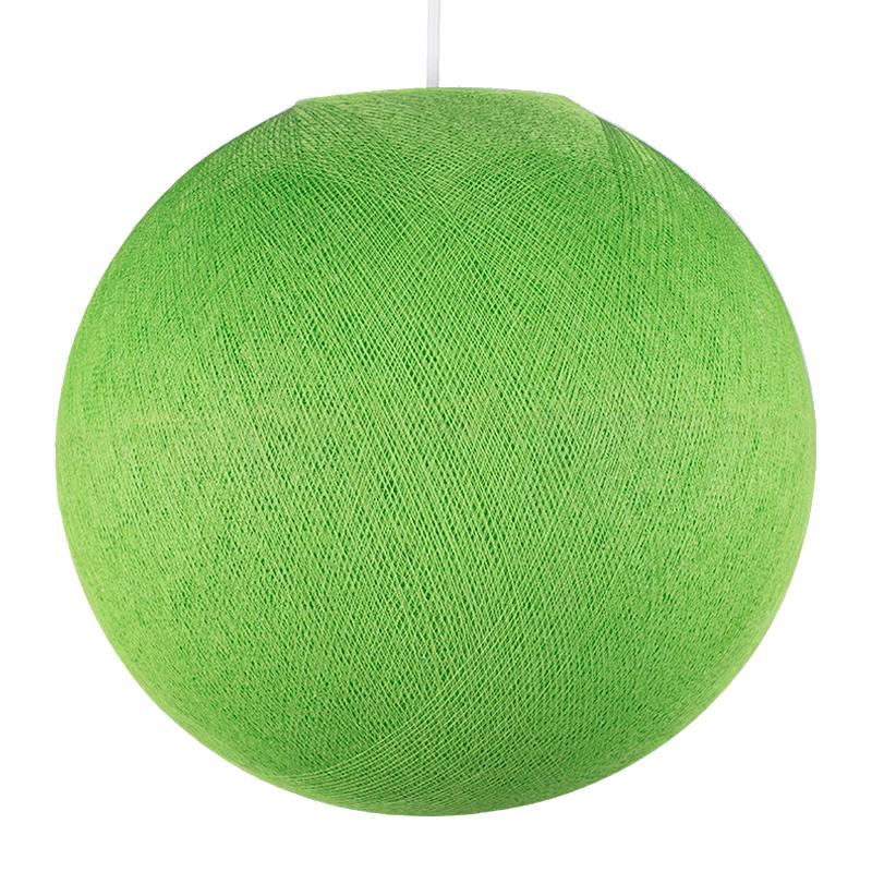 verde vitaminico - Coprilampada sfere - La Case de Cousin Paul