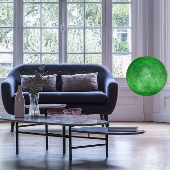 bright green - Lampshades globe - La Case de Cousin Paul