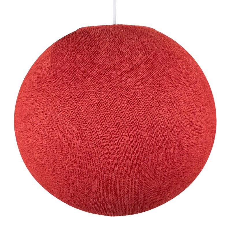pumpkin - Lampshades globe - La Case de Cousin Paul