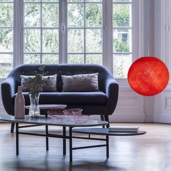 Lampenschirme Einzeln Globus Kürbis - Lampenschirm globus - La Case de Cousin Paul