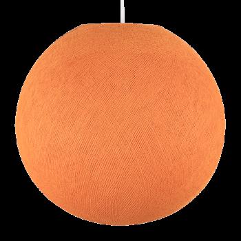 arancio - Coprilampada sfere - La Case de Cousin Paul