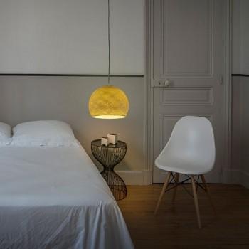 Lampenschirme Einzeln Kuppeln Senf - Lampenschirm kuppeln - La Case de Cousin Paul