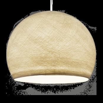 écru - Lampshades cupolas - La Case de Cousin Paul
