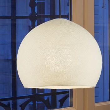Lampenschirme Einzeln Kuppeln Elfenbein - Lampenschirm Kuppel  - La Case de Cousin Paul