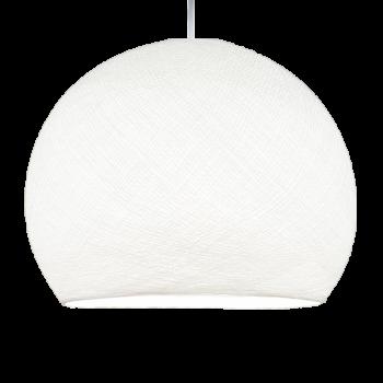 bianco - Coprilampada cupole - La Case de Cousin Paul