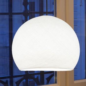 Lampenschirme Einzeln Kuppeln Weiβ - Lampenschirm kuppeln - La Case de Cousin Paul