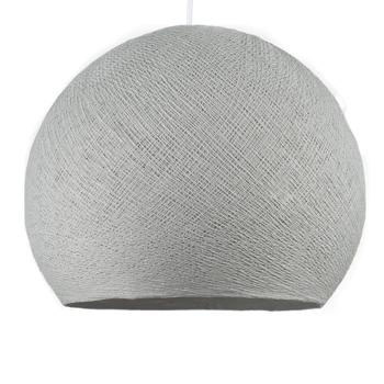 pearl grey - Lampshades cupolas - La Case de Cousin Paul