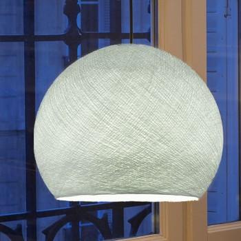 Lampenschirme Einzeln Kuppeln Perlgrau - Lampenschirm kuppeln - La Case de Cousin Paul
