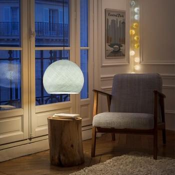 grigio perla - Coprilampada cupole - La Case de Cousin Paul