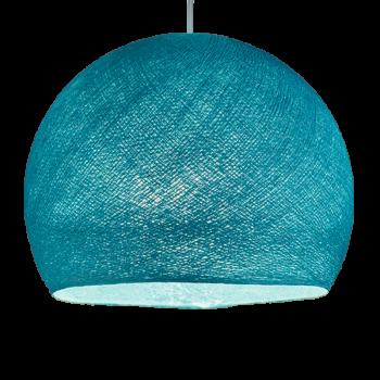turchese - Coprilampada cupole - La Case de Cousin Paul