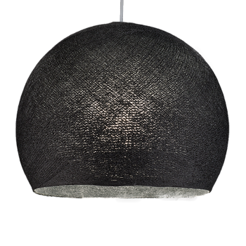 antracite - Coprilampada cupole - La Case de Cousin Paul