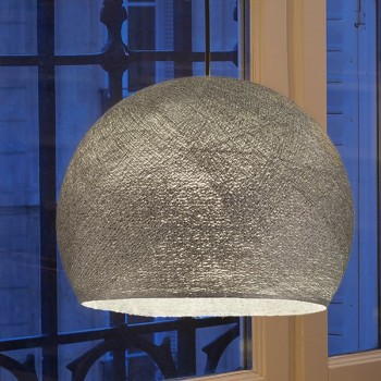 Lampenschirme Einzeln Kuppeln Grafit - Lampenschirm kuppeln - La Case de Cousin Paul