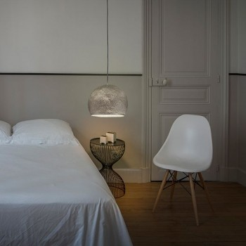 grafiet - Lampenkappen Los koepellampen - La Case de Cousin Paul