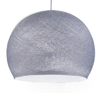lilac grey - Lampshades cupolas - La Case de Cousin Paul