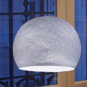 grigio lilla - Coprilampada cupole - La Case de Cousin Paul