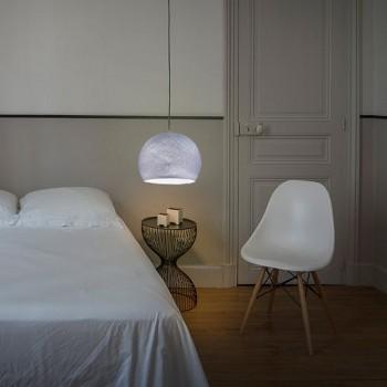 seringengrijs - Lampenkappen Los koepellampen - La Case de Cousin Paul