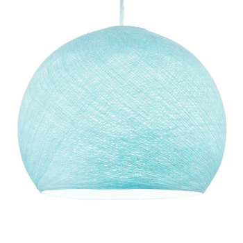 sky blue - Lampshades cupolas - La Case de Cousin Paul