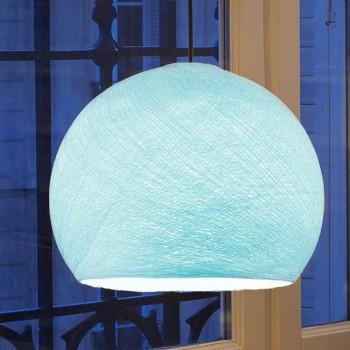 hemelsblauw - Lampenkappen Los koepellampen - La Case de Cousin Paul