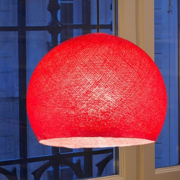 rood - Lampenkappen Los koepellampen - La Case de Cousin Paul