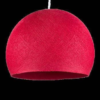 rosso fragola - Coprilampada cupole - La Case de Cousin Paul