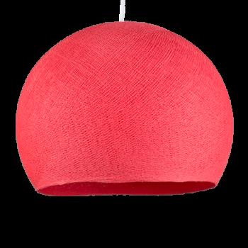 Lampenschirme Einzeln Kuppeln Bonbonrosa - Lampenschirm Kuppel  - La Case de Cousin Paul