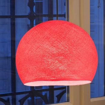 bubble gum pink - Lampshades cupolas - La Case de Cousin Paul