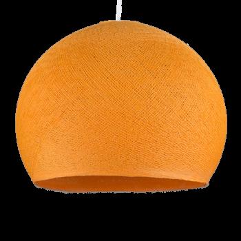 naranja claro - Pantallas Individuales cupulas - La Case de Cousin Paul