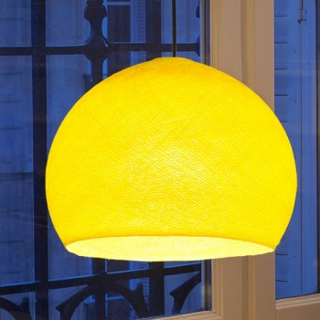 amarillo - Pantallas Individuales cupulas - La Case de Cousin Paul
