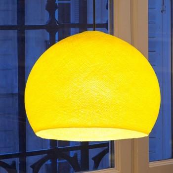 giallo - Coprilampada cupole - La Case de Cousin Paul