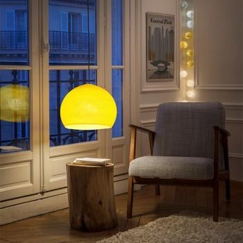 geel - Lampenkappen Los koepellampen - La Case de Cousin Paul